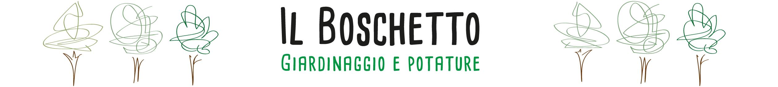 Il Boschetto – Giardinaggio e potature Logo